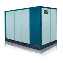 Industrieller elektrischer Luftkompressor der Art 30HP 22KW schraubenartiger