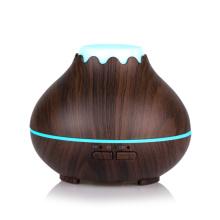 Wood Grain Mini Essential Oil Aroma Diffuser
