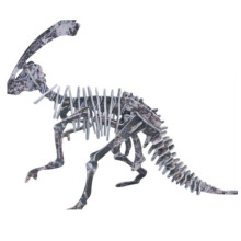 DIY 3D Kids Toy Dinosaur