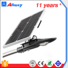 Commercial LED Solar-powered Motion Sensor Street Light