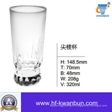 Clear Glass Tumbler Water Cup Whiskey Cup Kitchenware Kb-Hn0359