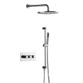 HIDEEP Bathroom Thermostatic Shower Faucet Set