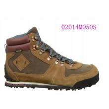 Chaussures de randonnée imperméables en suède haut de gamme