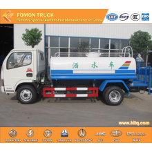 JAC 1000gallon 5000L 5cbm 5m3 water sprinkler truck