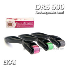 Umklappbarer Kopf 600 Nadel Derma Roller