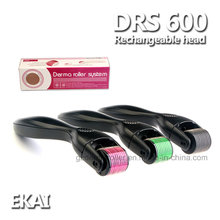 Rechangeable Head 600 Needle Derma Roller