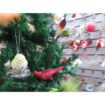 Hanging Christmas Ornaments Christmas Glass Birds