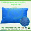 Tissu non tissé de PP écologique pour le textile domestique (sunshine07-98)
