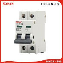 Interruptor de aislamiento en carril DIN KORLEN KNH1 125A 1p