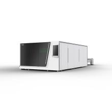 High power 6KW fast professional iron sheet fiber laser cutting machine