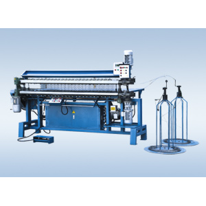 Automatic Bonnell Spring Assembling Machine