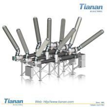 63 kA, 420 kV Primary Switchgear / High-Voltage / Gas-Insulated / Hybrid