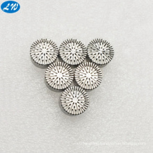 High quality precision stainless steel Micro Machining parts for Condenser Microphone cartridge