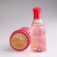 Promotion de bouteille en verre Red Jean Perfume homme et femme