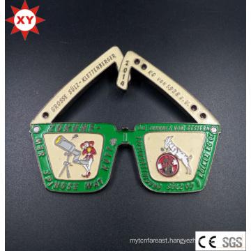 Custom Engraved Metal Badge Manufacturer of China