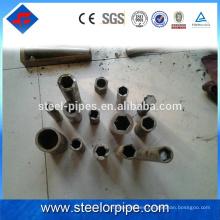 Casquillo de extremo respetuoso del medio ambiente de la alta calidad para el tubo de acero