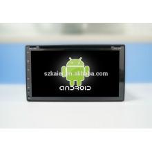 Usine directement! Full touch avec dvd quad core android voiture lecteur dvd pour universal + voiture stéréo
