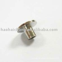 Nichtstandardisiertes Faston Nickel Plated Steel Mutter Plate Rivet