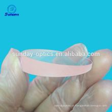 Prisma de cunha de vidro óptico 30mm