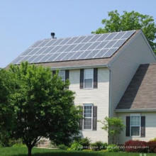 Sistema de energia solar residencial do painel solar poli de 115W