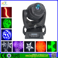 90W white led 7 color 9 gobos moving head beam