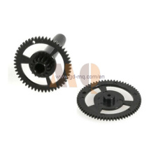 Supplier of Steel&Plastic Spiral Bevel Gears with Germany Machines (MQ2037)