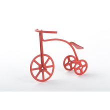 Dollhouse Miniature Old Fashioned Tricycle