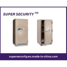 Coffre-fort d'antivol en acier avec serrure électronique (SJD101)