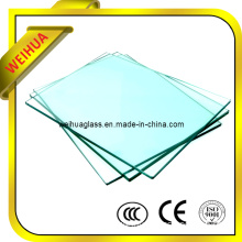 High Quality Tempered Glass Sheet with CE, CCC, ISO9001