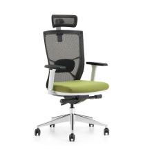 Vente chaude haut dossier ergonomique chaise de bureau exécutif / maille chaise ergonomique