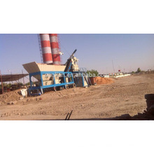 mobile concrete mixing batching plant hot sale in India
