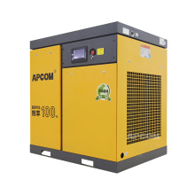 APCOM 2020 hot sale 37KW 50HP yellow rotary screw air compressor
