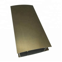 Electrophoresis Aluminum Profiles for Sliding Door Frames