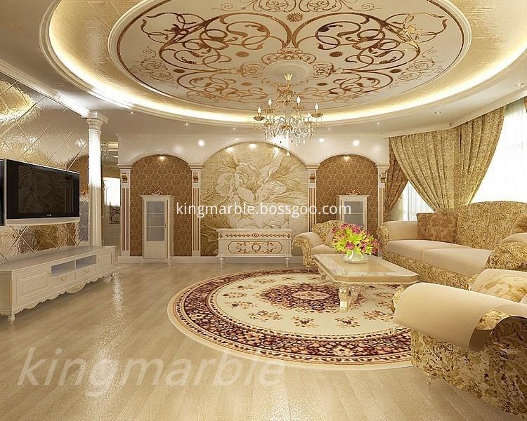 Pvc 3D Ceiling Tiles
