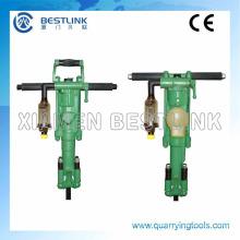 Máquina de perfuração de mão portátil pneumática
