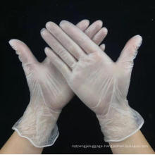 PVC Glove for Safety Work Vinyl Disposable Gloves