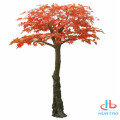 Real Trunk Artificial Maple Tree