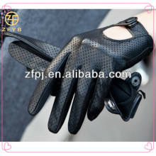 Driving Leather Glove For Fashion Lady