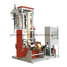 Single Line Mini PE Film Blowing Machine