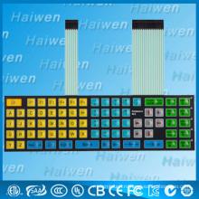 Высококачественная мембранная клавиатура с сертификатом UL