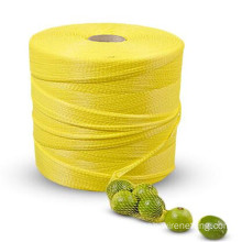 extruded tubular fruit mesh net