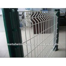 China high quality PVC spraying fence posts & panels