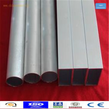 6061 T6 T651 Tubo de tubo de alumínio extrudado