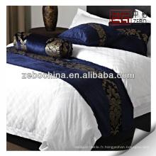 Fournir un lit de lit design design pour l'hôtel