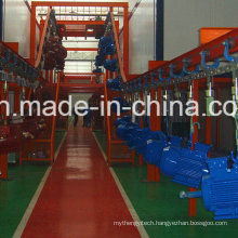 Hot Sale Electrostatic Painting Production Line with Best Price