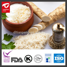Wholesale raw horseradish powder, root, flake, granule with different grade