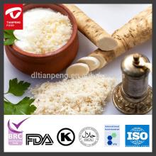 Оптовая торговля непереработанными хрен порошок, корень, хлопь, зерно с разных класс