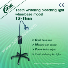 T2 Dental LED Laser Zähne Whitening Machine Clinc Verwendung