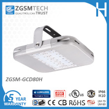 UL Approved 80W LED Low Bay Light with Motion Sensor