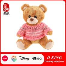 Jouet en peluche personnalisé Peluche Teddy Bear in Clothes
